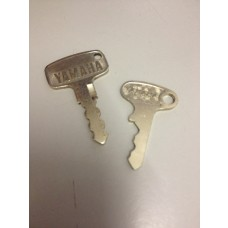 YAMAHA VINTAGE IGNITION KEYS