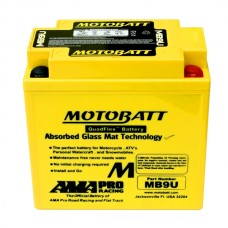MOTOBATT BATTERY MB9U
