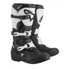 ALPINESTARS TECH 3 MX BLACK/WHITE