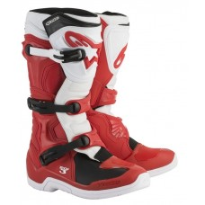 ALPINESTARS TECH 3 MX  RED/WHITE
