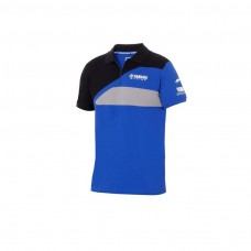 YAMAHA PADDOCK BLUE MALE POLO SHIRT