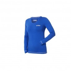 YAMAHA PADDOCK BLUE WOMANS LONG SLEEVE