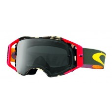 OAKLEY AIRBRAKE GOGGLE FLIGHT SERIES SCORPIONS - DARK GREY LENS