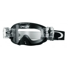 OAKLEY O FRAME 2.0 GOGGLE RACE READY MATTE BLACK - CLEAR LENS