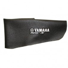 TECHNO-X SEAT COVER GRIPPER BLACK YAMAHA